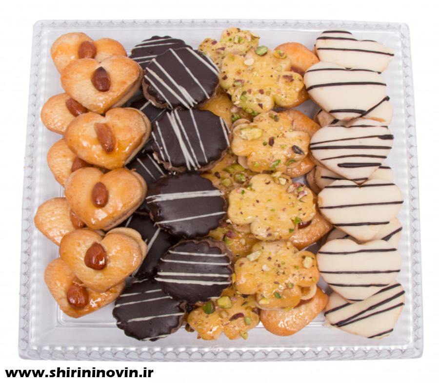 خرید شیرینی آلمانی